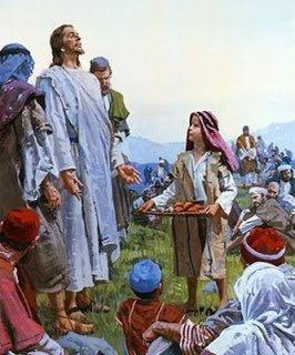 cung hoc kinh thanh giang 6 1 15 - Cùng Học Kinh Thánh – Giăng 6:1-15