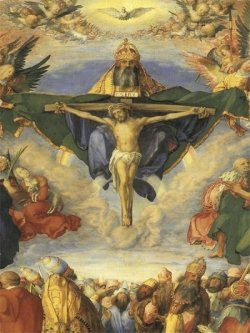 adoration of the holy trinity - Khái quát giáo huấn của Hội Thánh về Ba Ngôi Thiên Chúa