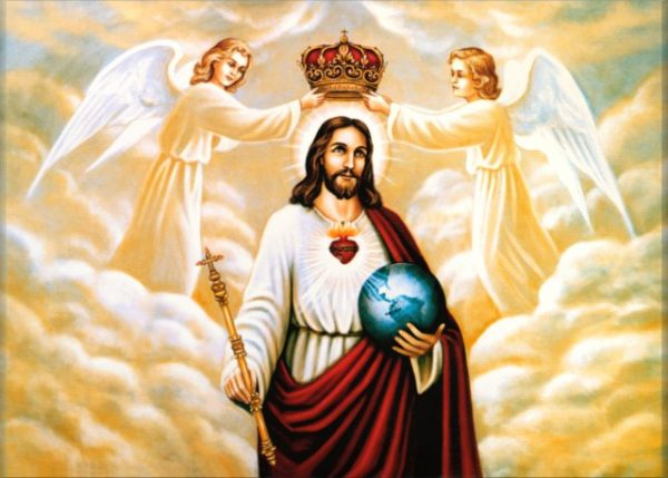 chua giesu kito 600x429 - Chúa Giêsu Kitô