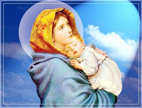 duc me maria - Đức Mẹ Maria