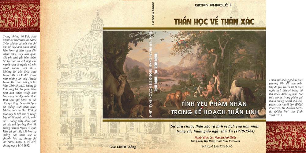 """gioi thieu sach than hoc ve than xac cua thanh giao hoang gioan phaolo ii 637 - Giới thiệu sách: """"Thần học về Thân xác"""" của Thánh giáo hoàng Gioan Phaolô II"""