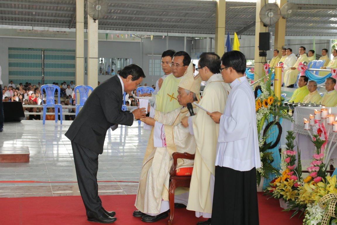 gp long xuyen thanh le phong chuc linh muc 2018 768 16 - Gp Long Xuyên Thánh lễ Phong chức linh mục 2018