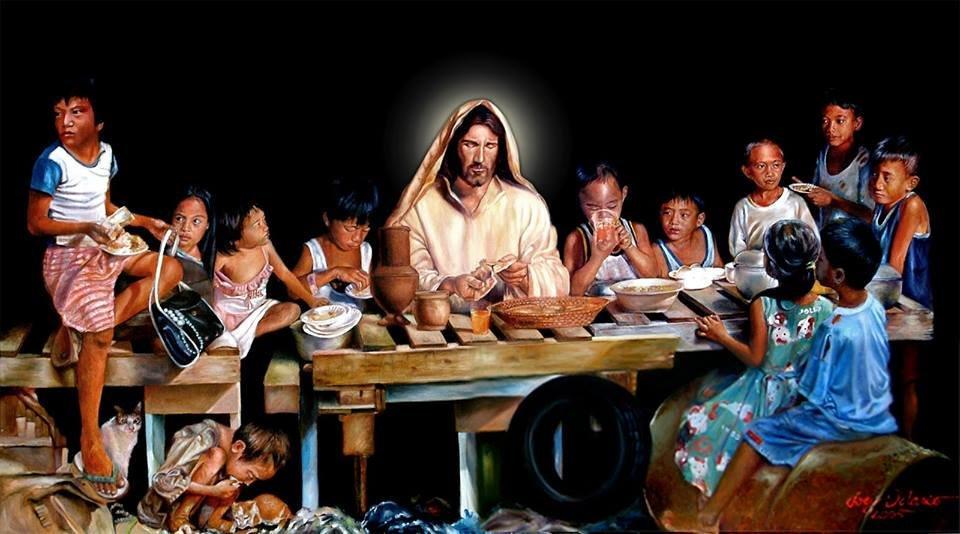 thien chua cua nguoi ngheo - Thiên Chúa của người nghèo
