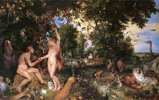 Ađam, Eva và tội nguyên tổ