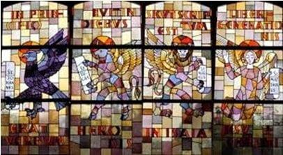 bieu tuong - Phúc âm Chúa Giêsu và những biểu tượng