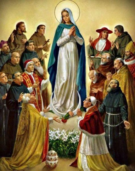 Đức Maria Mẹ Hội Thánh