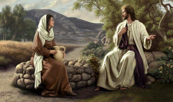 Chị phụ nữ Samarie, người tiên phong của sứ mệnh truyền giáo trong Tân Ước
