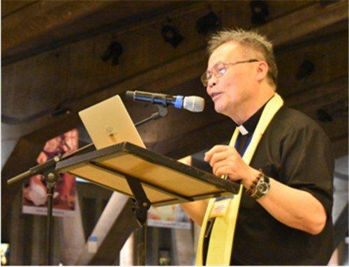 Đại Hội Công Giáo Việt Nam Tại Lộ Đức Pháp: Đức TGM Nguyễn Chí Linh Nói Về Đức Mẹ Với Các Thánh Tử Đạo VN