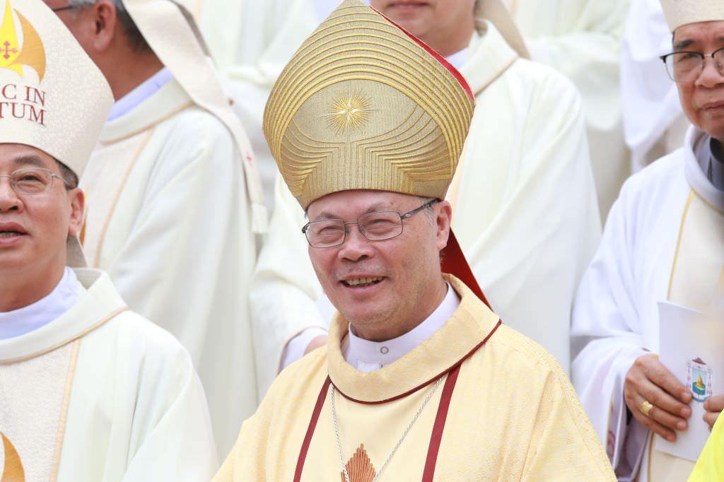 Đại Lễ Tấn Phong Đức Giám Mục Thanh Hóa Giuse Nguyễn Đức Cường 4