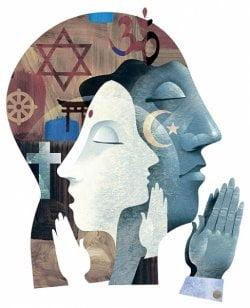 dau an than khi noi cac ton giao lon - Dấu ấn Thần Khí nơi các tôn giáo lớn