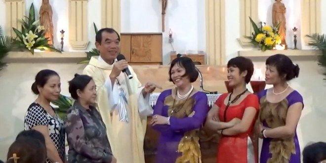 Cha Giuse Trần Đình Long những điều bạn chưa biết 5