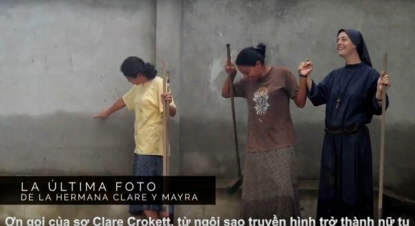 Sơ Clara Crockett: từ ngôi sao truyền hình trở thành nữ tu 2