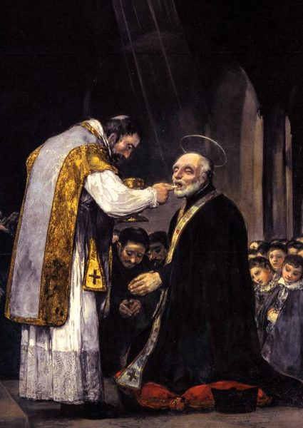 thanh giuse calasanz linh muc 1557 1648 425x600 - Thánh GIUSE CALASANZ Linh Mục (1557-1648)