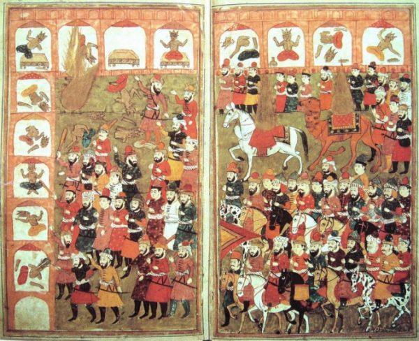 Tóm lược Lịch sử Đạo Hồi