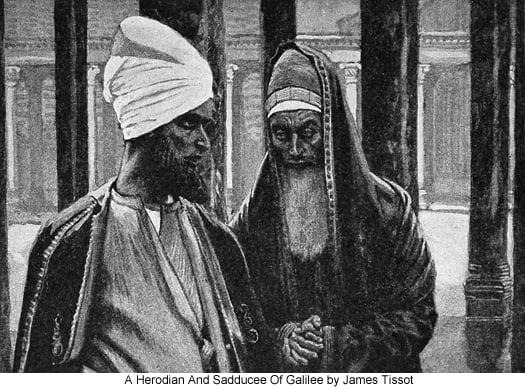 ton giao vao thoi chua giesu 3 - Tôn giáo vào thời Chúa Giêsu
