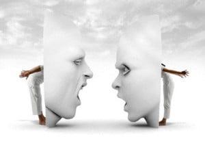 Con người và sự đối kháng nội tại
