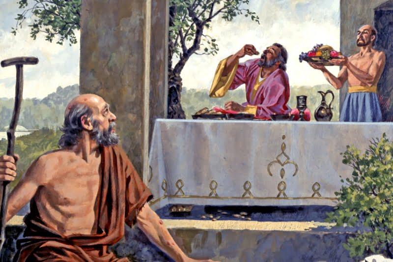 giau va ngheo trong sach tin mung luca 1605 - Giàu và nghèo trong sách Tin Mừng Luca