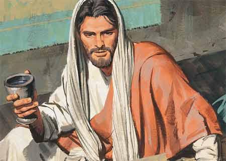 jesus - Chúa Giêsu có uống rượu không?