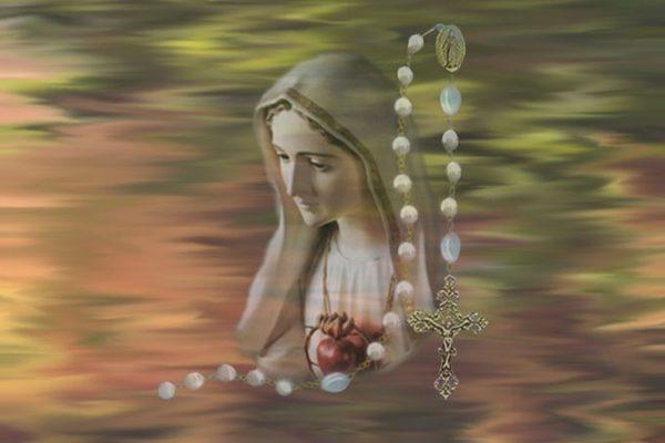 Mối liên hệ giữa Đức Mẹ với tràng chuỗi Mân Côi