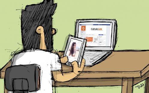 online 06 - 7 gợi ý dành cho người Công Giáo khi online
