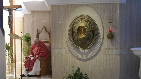 popefrancis 21sep2018 03 600x338 - Đức Thánh Cha: Hãy luôn nhớ nơi chúng ta được chọn