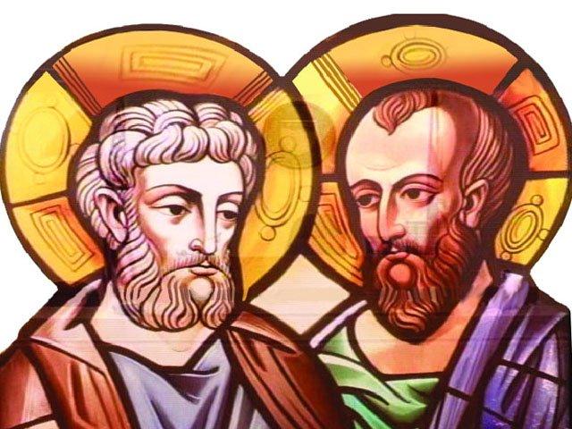 Tại Sao Hai Thánh Tông Đồ Cả Lại Được Mừng Lễ̃ Chung Với Nhau? - Ảnh minh hoạ 2