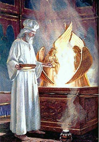 Các tư tế trong việc hiến dâng các loại lễ tế khác nhau cho Thiên Chúa