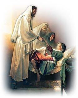 Cầu nguyện chữa bệnh dưới góc nhìn Cứu Độ Học