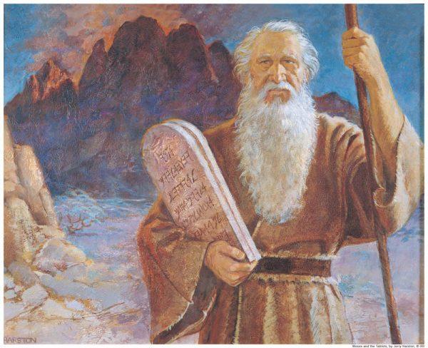 chua giesu va muoi dieu ran 600x488 - Chúa Giêsu và Mười Điều Răn