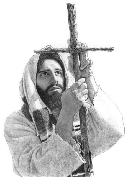 Đức Giêsu, con người của niềm tin