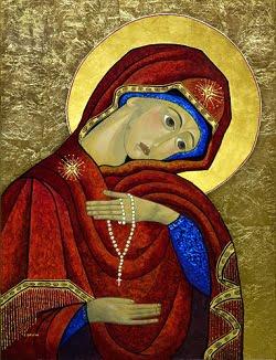 Đức Mẹ Mân Côi
