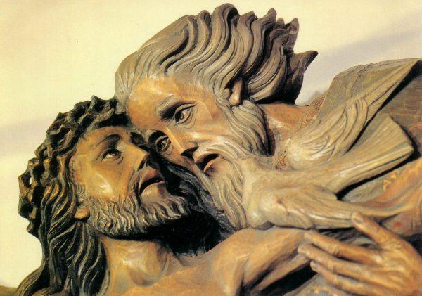 giai thich the nao cau chua giesu noi chua cha cao trong hon ngai 600x421 - Giải thích thế nào câu Chúa Giêsu nói Chúa Cha cao trọng hơn Ngài