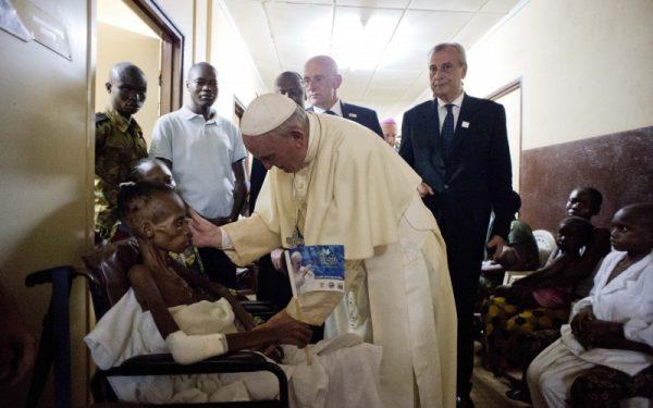 giao hoi la benh vien chua lanh cho nguoi toi loi 600x375 - Giáo Hội là bệnh viện chữa lành cho người tội lỗi