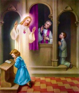 Giáo Lý Hội Thánh Công Giáo về Bí Tích Giao Hòa