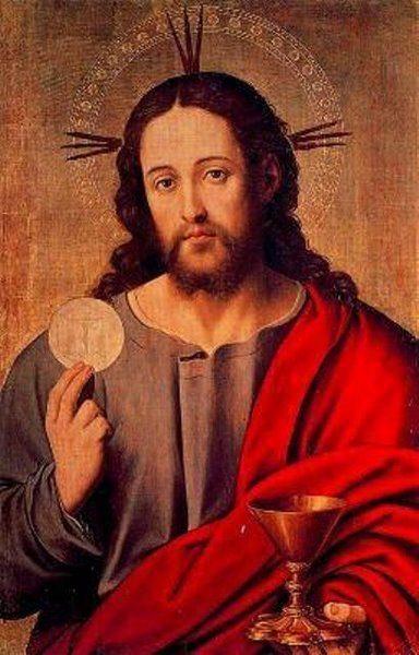giao uoc moi trong mau duc giesu kito 384x600 - Giao Ước Mới Trong Máu Đức Giêsu Kitô