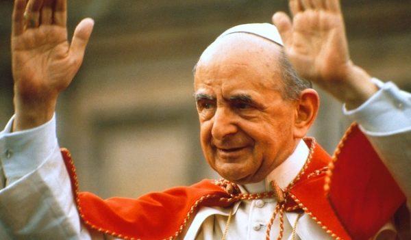 giaohoang 600x351 - Vì sao phong thánh cho nhiều giáo hoàng như vậy?