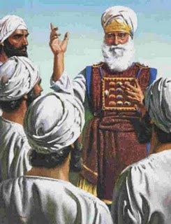 Hàng tư tế và các lễ tế khác nhau theo chương 7 sách Lêvi