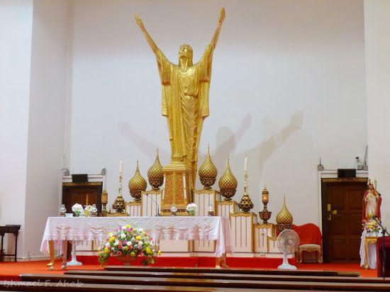 """thailand - Kitô giáo: """"cuộc cách mạng"""" cho người dân tộc ở Thái Lan"""
