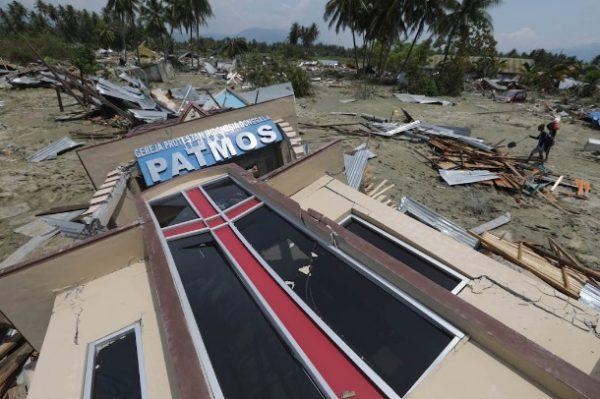 Thánh lễ an ủi nạn nhân động đất