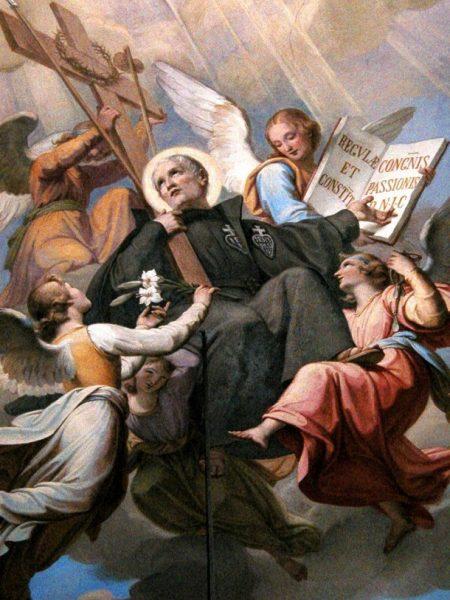 Thánh PHAOLÔ THÁNH GIÁ (1694-1775)