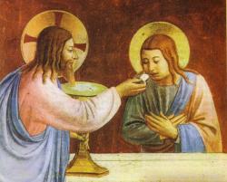 Thiếu niên anh hùng của Đức Chúa Giêsu Thánh Thể