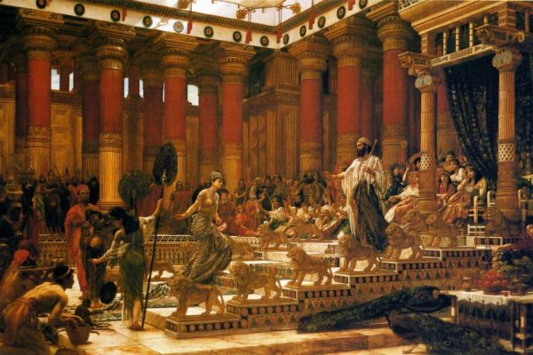 Vua Salômôn và 1.000 bà vợ