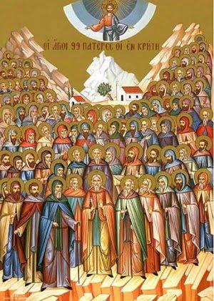 01 cacthanhnamnu - Các Thánh Nam Nữ: Họ Là Ai Vậy?
