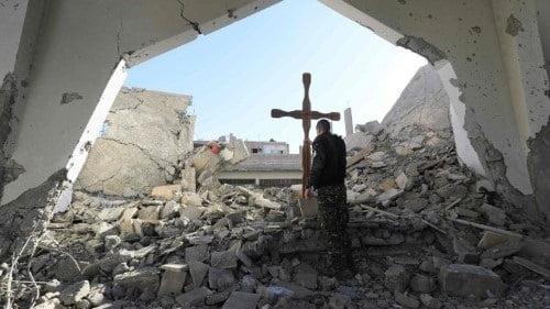 3 mon qua giang sinh cho syria - 3 món quà Giáng Sinh cho Syria
