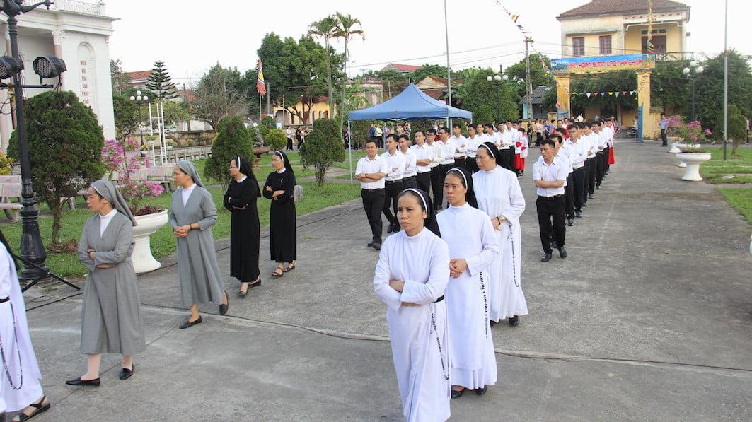 NgocDong 7842 - Thánh lễ ban sắc phong Đền thánh Ngọc Đồng – Đền kính các thánh tử đạo