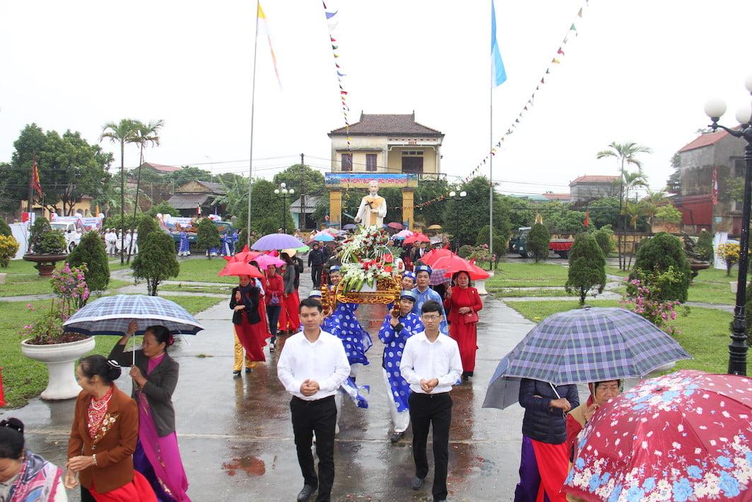 NgocDong 8004 - Thánh lễ ban sắc phong Đền thánh Ngọc Đồng – Đền kính các thánh tử đạo