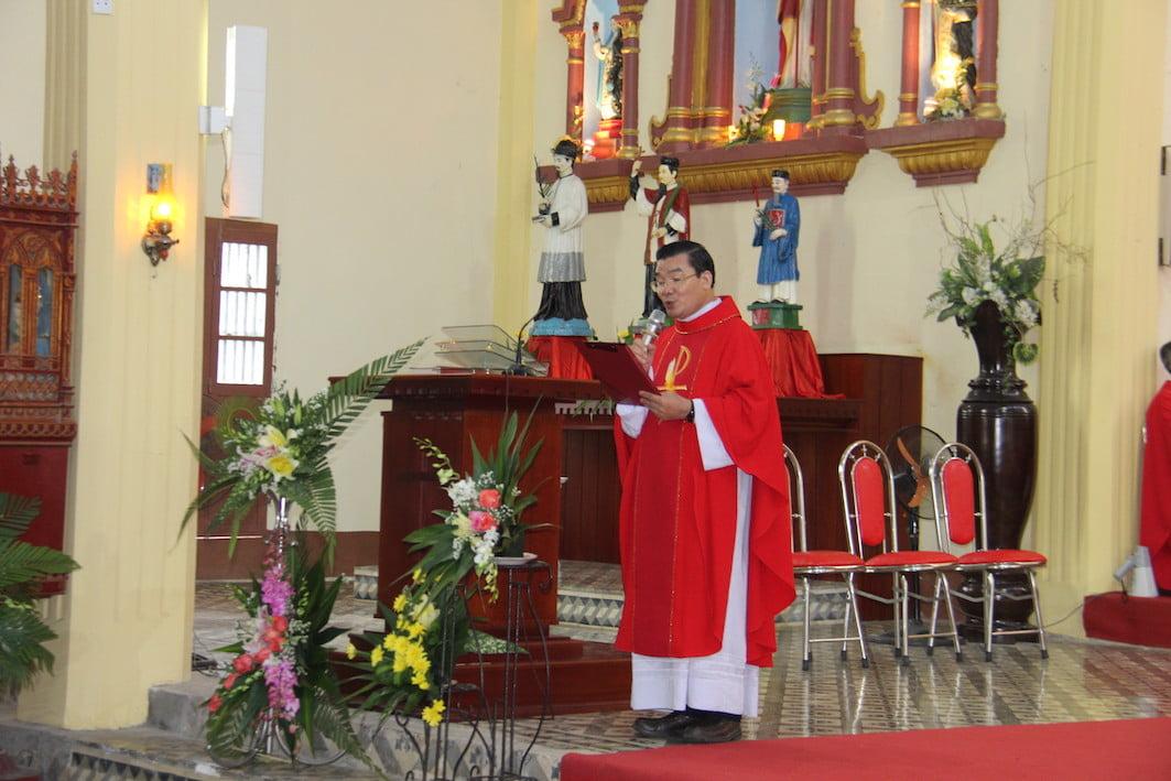 NgocDong 8055 - Thánh lễ ban sắc phong Đền thánh Ngọc Đồng – Đền kính các thánh tử đạo