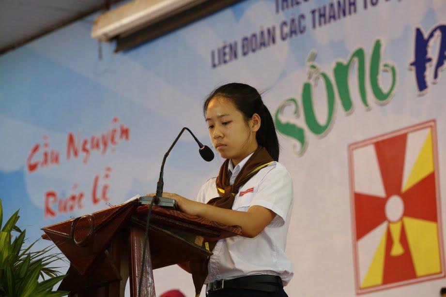 XuanLoc HuynhTruong 08 - Họp mặt và mừng bổn mạng Giáo lý viên - GP Xuân Lộc
