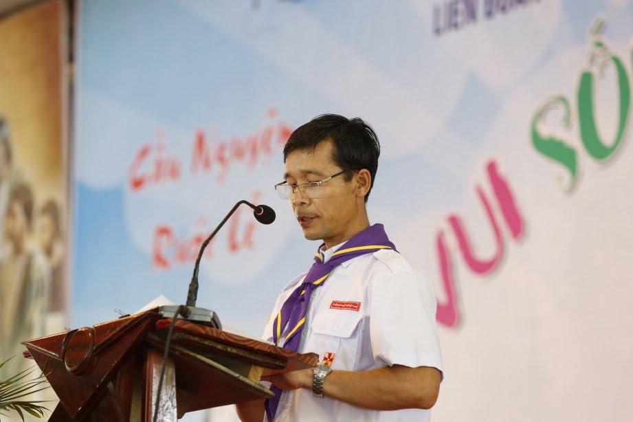 XuanLoc HuynhTruong 09 - Họp mặt và mừng bổn mạng Giáo lý viên - GP Xuân Lộc