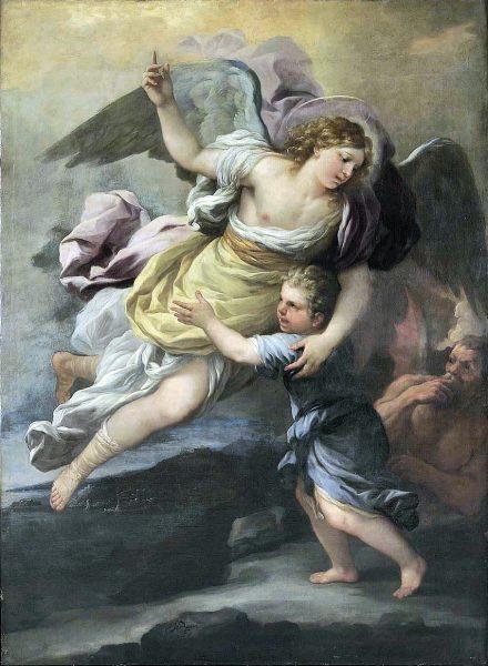 angel 440x600 - Tại sao thiên thần có cánh?
